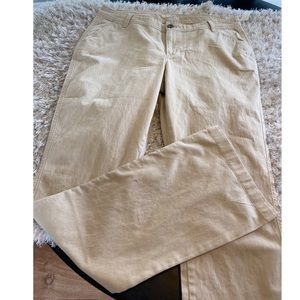 NWT Old Navy Diva Khaki Pants Size 14 Tall